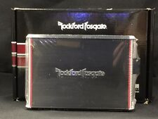 PBR300X4 ROCKFORD FOSGATE PUNCH 4-CH AMP 600W MAX SPEAKERS TWEETERS AMPLIFIER