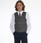 Boys-Suits-Boys-Check-costumes-Page-Garcon-Mariage-Prom-Party-Costume-Garcons-Bleu-Marine-Costume-TR miniature 4