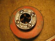 Ridgid 12r 38 Die Head Ratchet Hand Pipe Threader 700 Power Drive