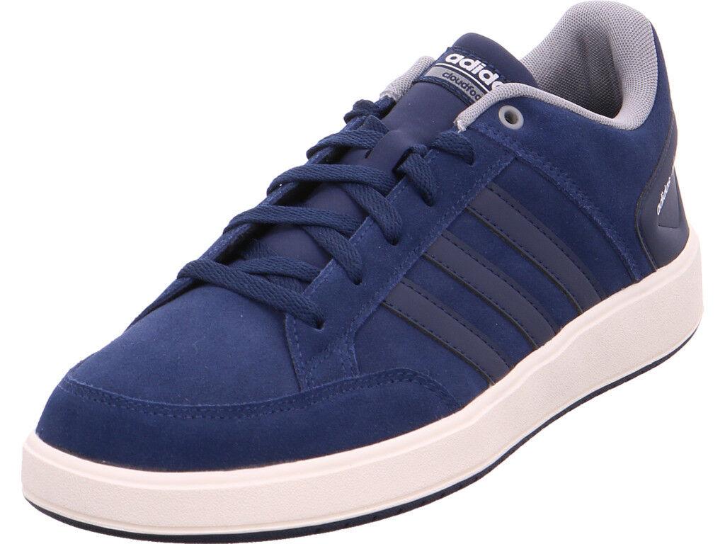Adidas señores CF all court semi zapato azul