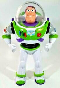 "Thinkway Disney Pixar Toy Story 4 12"" Buzz Lightyear Talking Action Figure"