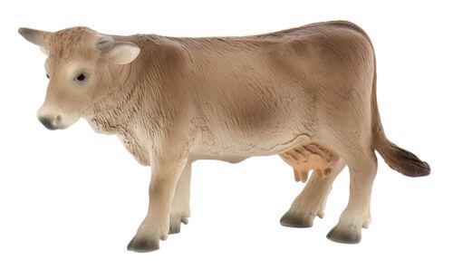 Bullyland Figuren Kühe Alpenkalb Nina Alpenkuh Lara Stier Manolo Kuh Liesel NEU