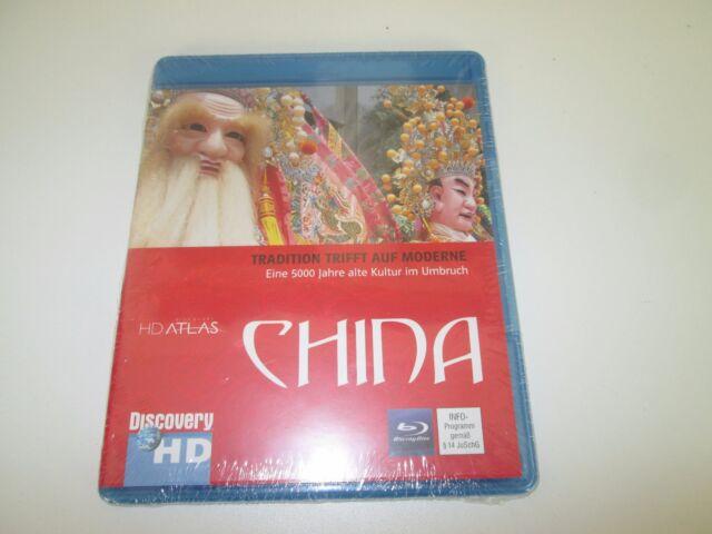 China Tradition trifft auf Moderne / Blu-Ray