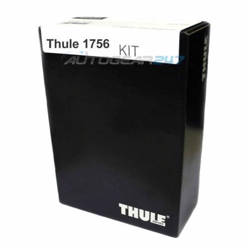 Genuine Thule 1756 Rapid Car Bars Roof Rack Mounting Fitting Kit.