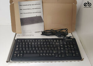 Cherry-Keyboard-G84-5200-XS-COMPLETE-w-box-and-manual