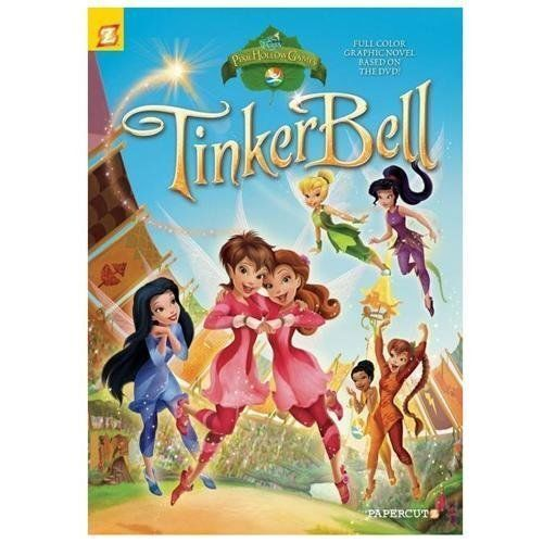 Disney Fairies Graphic Novel #13: Tinker Bell and the Pixie Hollow Games, Panaro