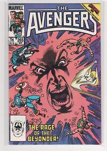 AVENGERS-265-John-Buscema-Captain-America-Marvel-Beyonder-Secret-Wars-9-2