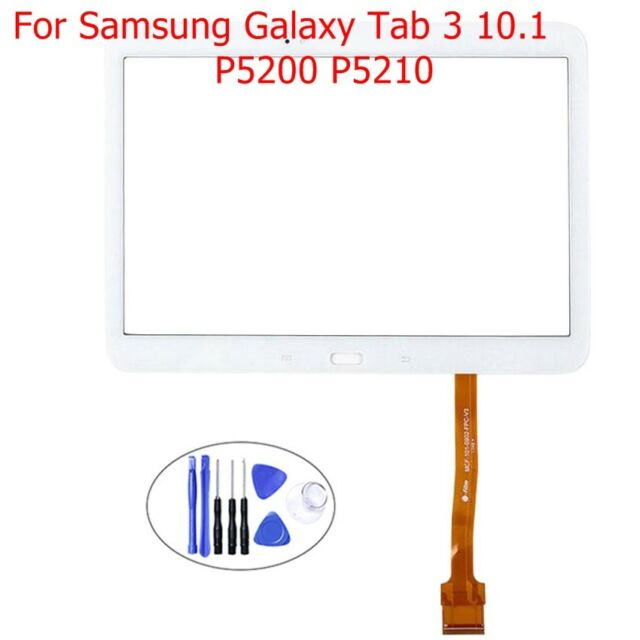 Replacement Touch Screen Digitizer Glass For Samsung Galaxy P5200 P5210+Tools