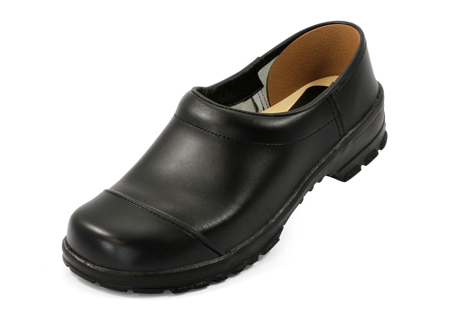 Sandali e scarpe per il mare da uomo Sika Comfort Zoccolo Chiuso Ob, Nero