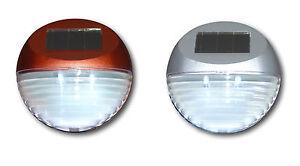 2x30LEDs Solarlampe mit Bewegungsmelder Solar Wandleuchte Solarlicht Beleuchtung