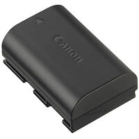 Genuine Canon Lp-e6n Lithium-ion Battery Pack For 7d Mark Ii 5d 60d 70d Camera on sale