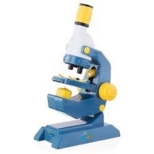 Amscope Kids M25 Y Colorful 100x 400x 1200x Beginner Microscope