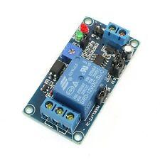 SRD-12VDC-SL-C NC modulo rele' con comando timer ritardato 12V DC HK