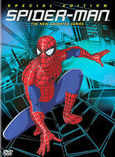 Spider-Man: The New Animated Series (DVD, 2004, 2-Disc Set, Special Edition)