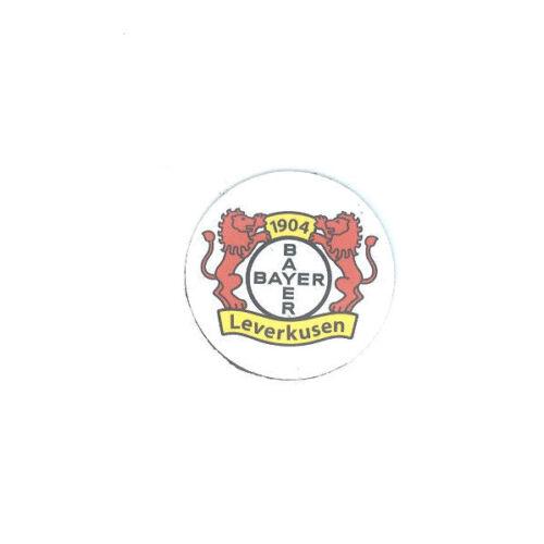 Fussball Bundesliga AMBALLCOM #006 Logo 3,3cm Bayer 04 Leverkusen Magnet