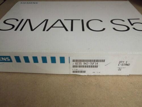 1 von 1 - Siemens Simatic S5 115F 6ES5942-7UF14 6ES5 942-7UF14 Zentralbaugruppe
