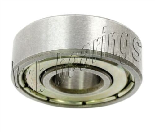 6201ZZC3 Metal Shielded Electric Motor Quality Ball Bearing  12x32x10