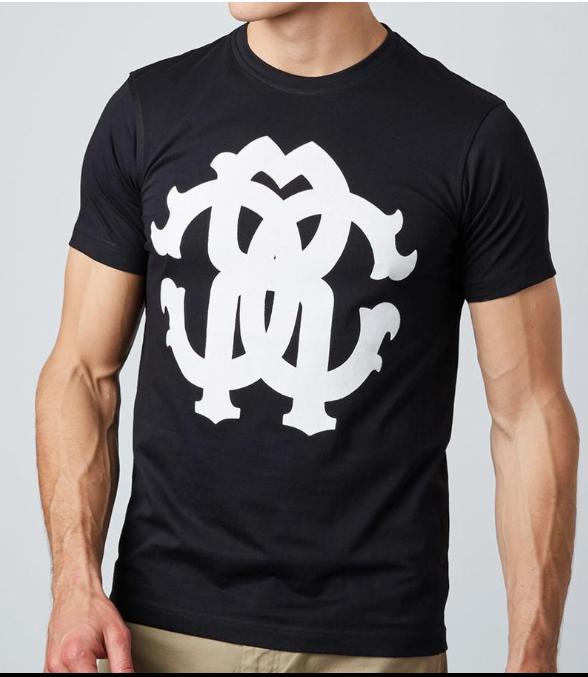 Roberto Brand Cavalli T-shirt Brand Roberto Nuovo 2018 b07b6f