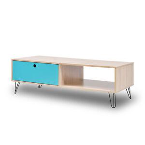 Coffee Tea Table Sofa Side End TV Lamp Magazine Living Room Modern Scandinavian
