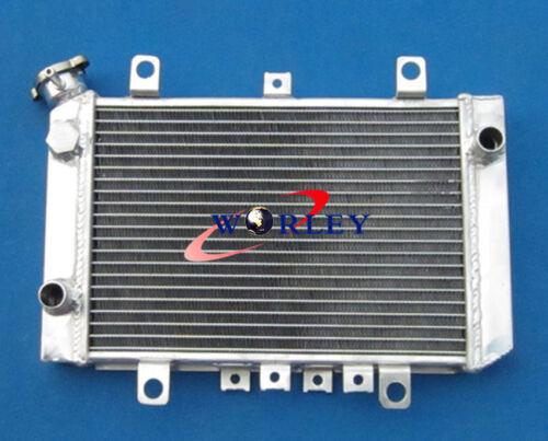 For Kawasaki Prairie 400 KVF400 A//B//C//D 1997 98 99 00 01 2002 Aluminum radiator