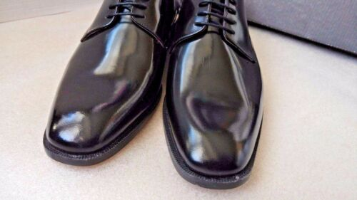 In ex Display Black Repitte Spain Made 7uk Formal Shoes 41eu Men's Size v4Uw8q64F