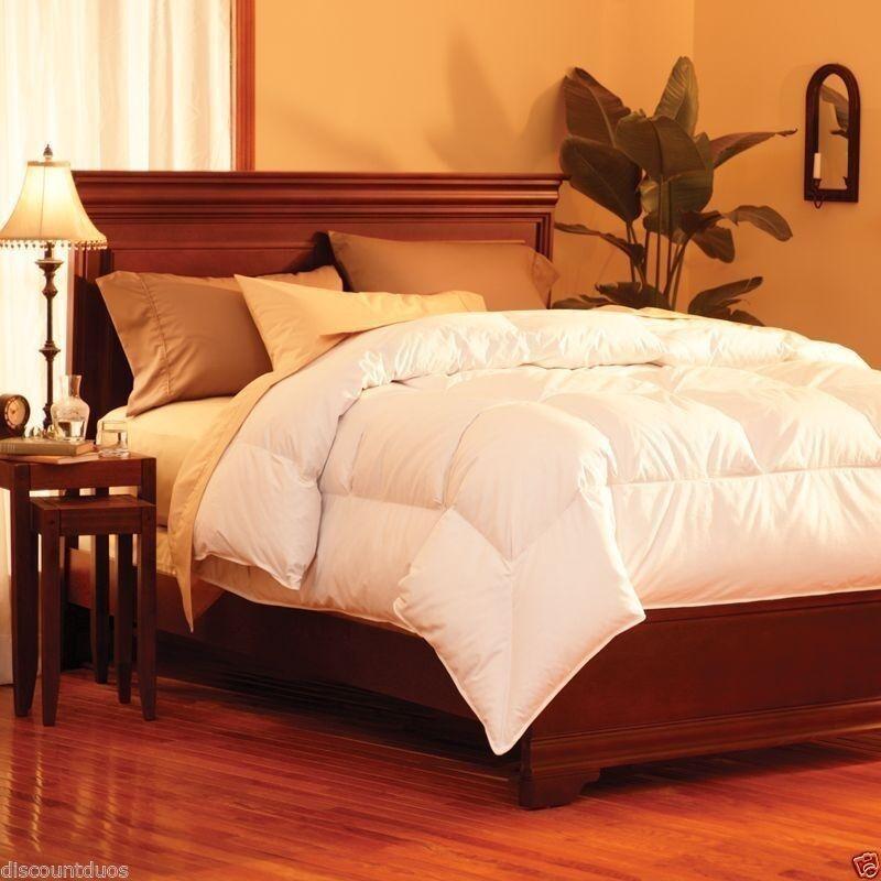 Pacific Coast®  SuperLoft™ Down Comforter  - Weiß - Twin - Full Queen - King
