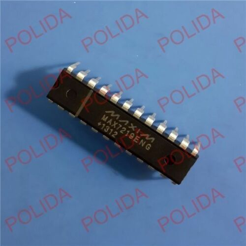 1PCS LED Display Drivers IC MAXIM DIP-24 MAX7219ENG MAX7219ENG+