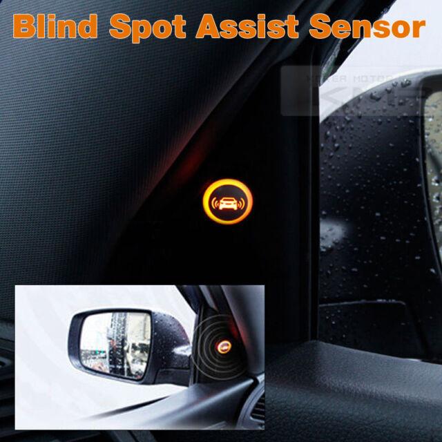 Blind Spot Ist Warning Led Sensor Light Back Up Alarms Buzzer For Honda Online Ebay