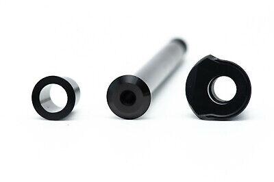 Axle JJBP Parlee Raleigh Boardman 15mm to 12mm Fork Thru Axle Conversion Kit