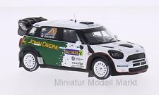 #R015 - Whitebox Mini John Cooper Works WRC #23 - John Deere - 1:43