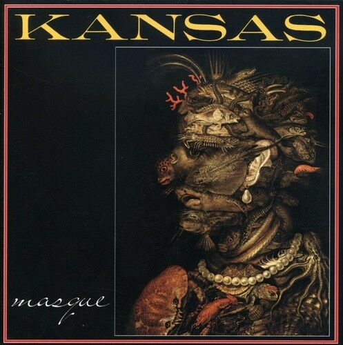 Kansas - Masque [New CD] Expanded Version