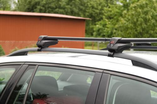 Alu Teleskop-Dachträger für Opel Insignia II 2 B Sports Tourer ab 17 kompl IN-IR