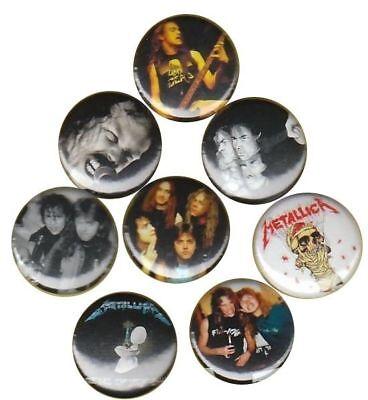 Hellhammer Set of 3 Buttons-Pins-Badges *black metal Demon Entrails hell hammer