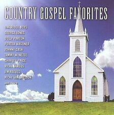 Country Gospel Favorites [CMD] by Various Artists (CD, May-2009, CMD/Spring...