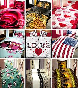 bettw sche 135x200 oder 155x220 microfaser 2 4 6 teilig garnitur set angebot ebay. Black Bedroom Furniture Sets. Home Design Ideas