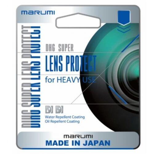 Marumi DHG Super Claro Protector 58mm Filtro-Dhg 58 SLPRO