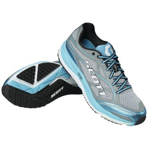 Support W ´S Grey//Blue Scott Running Shoes Af