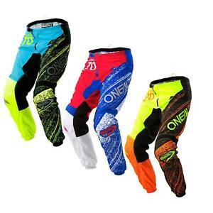 ONEAL-Element-Burnout-MX-Moto-Cross-Trousers-Pant-Enduro-Mountain-Bike-MTB-Downhill