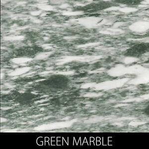 Green Marble graphic Hydrographic Film dip stick hydro