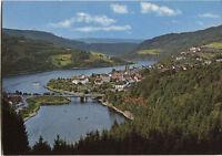 Alte Postkarte - Einruhr - Am Obersee der Rurtalsperre