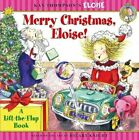 Merry Christmas, Eloise!: A Lift-The-Flap Book by Little Simon (Paperback / softback, 2006)