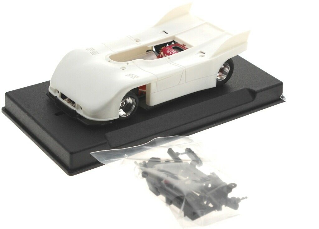 NSR 800117SW Porsche 908 3 Double Fin Clear Körper Kit