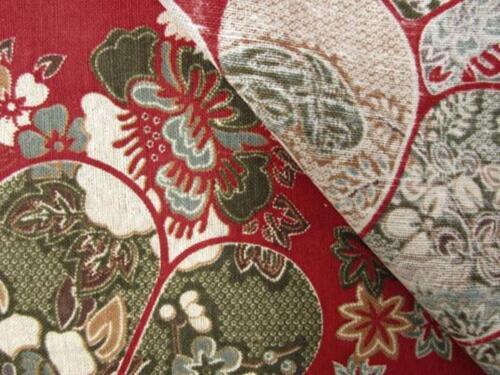 Flat Round Shape Cover*Soft Cotton Canvas Floor Seat Chair Cushion Case*AH2