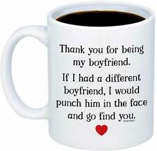 Gifts For Boss Lady Thank You Being My Coffee Mug Funny