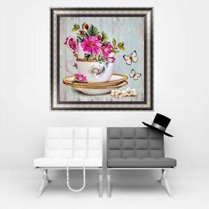 Flower-amp-Butterfly-Pattern-Diamond-Cross-Painting-Stitch-5D-Embroidery-Art-yz