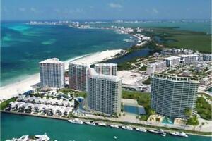 A la venta, Departamento de 3 habitaciones en Novo Cancún
