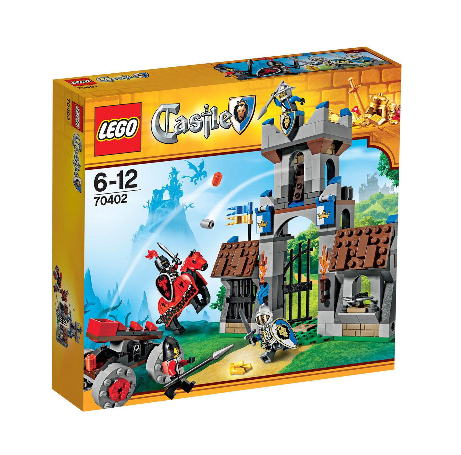 LEGO Castle greeneidigung des des des Wachturms (70402) 33346c