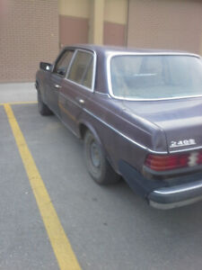 for sale 1980 mercedes benz