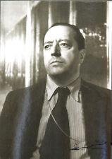 Kunstpostkarte  Bauhaus -  Ludwig Mies van der Rohe