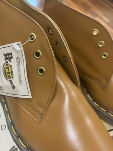 New Old Stock Vintage Dr Martens Made in England, size UK8 Chukka